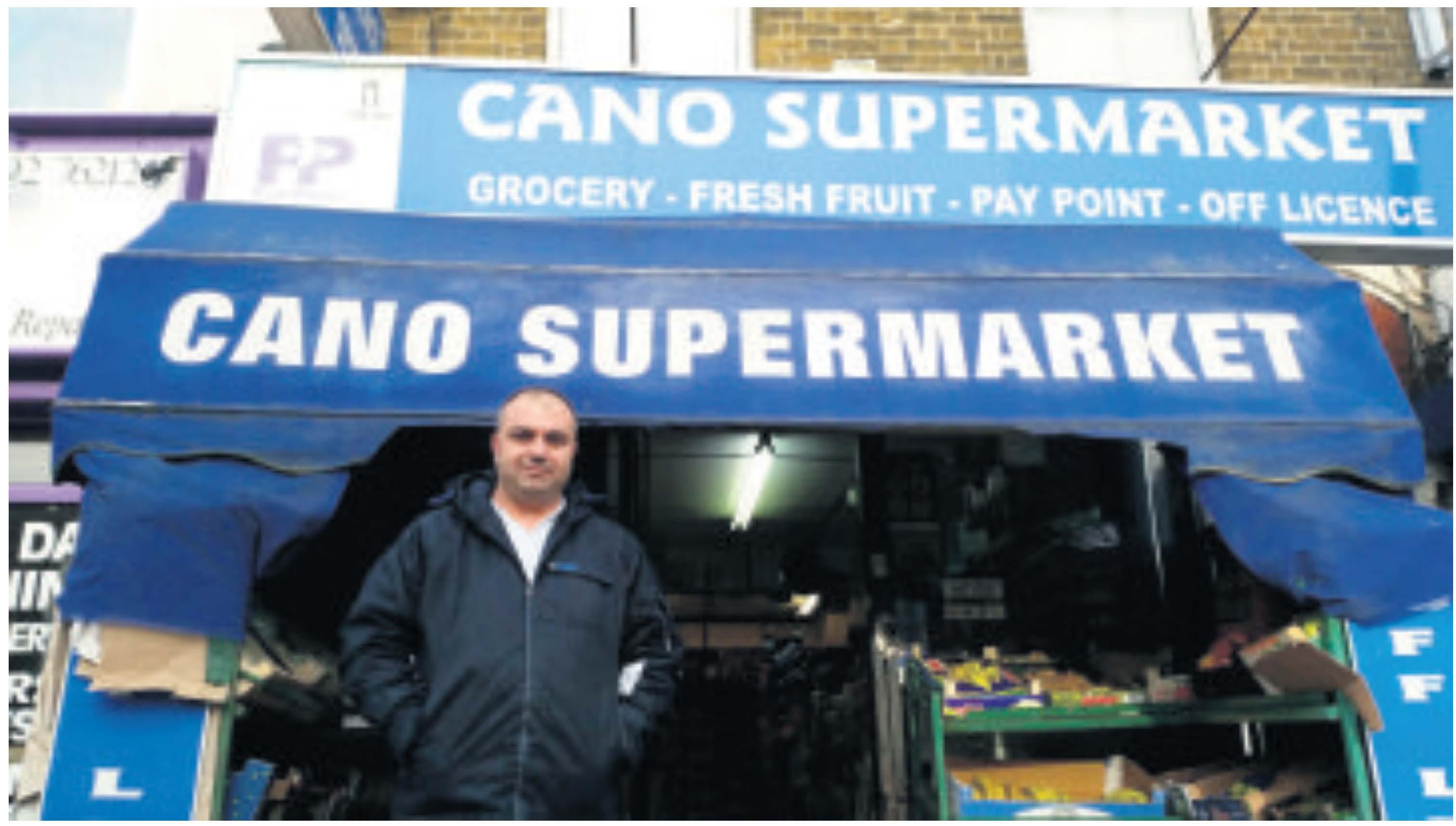Canı Market sahibi Ferhat Yıldırım Geçici Etkinlik Bildirimi ve NARTS ile gelirini arttırdı